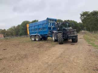 fasttrak and trailer